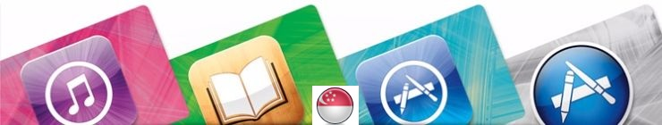 Itunes Gift Card SG (SINGAPORE)