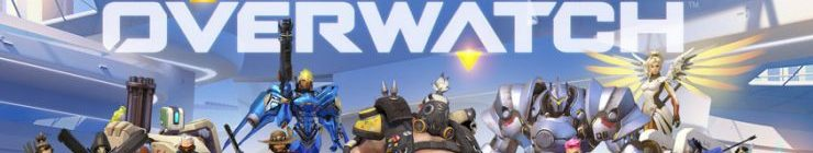 Overwatch Blizzard Game