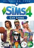 The Sims 4: City Living DLC (Global)