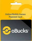 oBucks Card Prepaid (Global)